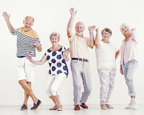 Seniorentanzkurs-Preise